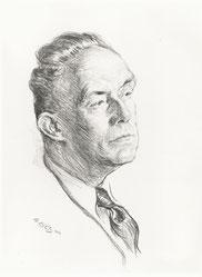 Henry de  Montherlant  1954