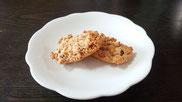 ぽろぽろココナッツクッキー