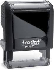 Trodat Printy 4911 self-inking stamp