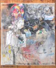«Bal, autour de la table», 2013