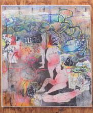 «Poissons dans l'eau, culs nus», 2013