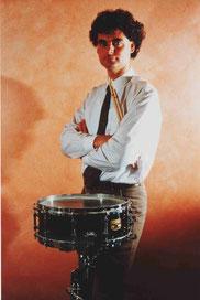 2003 Massimo Pastore - percussioni -