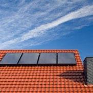 Solarkollektoren Aufdachmontage
