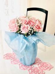 生花のバラ