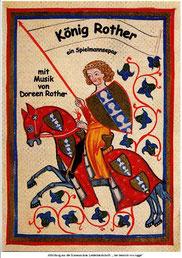 Mittelalteroper König Rother von Doreen Rother
