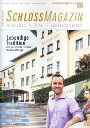 Schlossmagazin