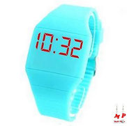 Montre LED touch