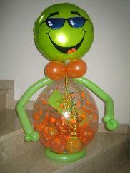Bild Verpackungsballon