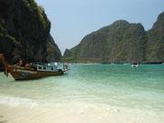 Strände von Ko Phi Phi