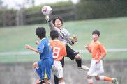 サッカー3種ジュニアユース・中学生部