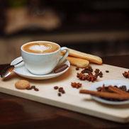 Café pour les commerçants de l'UCAL de lezay 79120