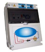 cuadro eléctrico piscina trifasico