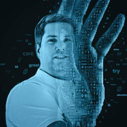 Geistheler Jesus Lopez, digitale Hand, Digitalität, Corona, Technik,