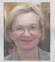 WSB-Neujahrsempfang Dr. med Annette Klöpper