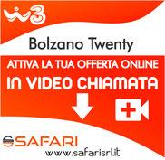 Safari srl negozi windtre alto adige - attivazioni online videochiamate