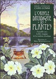 Coffret L'oracle druidique des plantes, Pierres de Lumière, tarots, lithothérpie, bien-être, ésotérisme