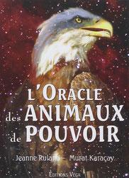 L'oracle des animaux de pouvoir, Pierres de Lumière, tarots, lithothérpie, bien-être, ésotérisme