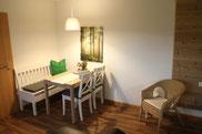 Ferienwohnung Ahornbaum Wohnküche