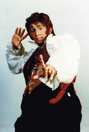 Bruno als Bilbo Beutlin, Pressefoto, Berlin