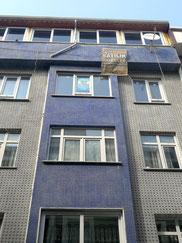 Wohnhaus in Istanbul