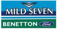 Mild Seven Benetton Ford