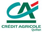 Logo Crédit Agricole - Quillan