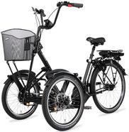 Pfau Tec Primo Pronto Dreirad und Elektro-Dreirad für Erwachsene - Front-Dreirad 2017