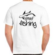 t-shirt pêche urbaine