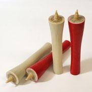 昔ながらの伝統の和蝋燭