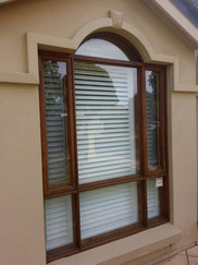 Basswood Shutters custom made