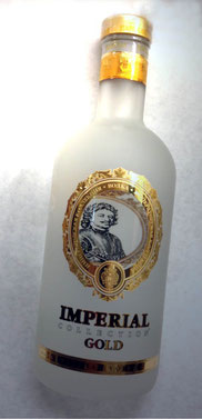 imperial gold vodka russian russe