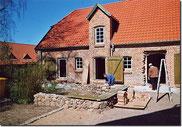 Bau Begegnungshaus 2001