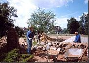 Friedhofserweiterung 2005