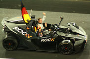 RoC Race of Champions Düsseldorf 2010