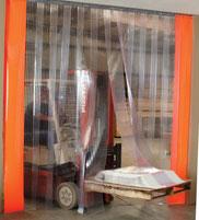 пвх шторы, термозавесы для склада в ставрополе