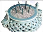 香炉玻璃珠