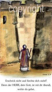 Josua vor Jericho