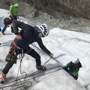 Bergführer Hochtourenkurs