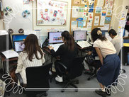 教室授業風景
