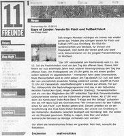11Freunde, Ausgabe 24 im Juni 2003