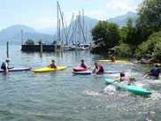Kanuwelt Schulreisen im Kanu