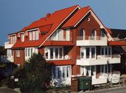 Ferienwohnungen Cuxhaven Duhnen im Haus Nordseeperle