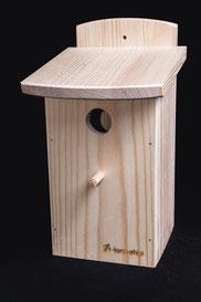 Купить недорогой скворечник. Купить деревянный скворечник для росписи.