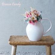この春おすすめ!やさしい春色の花~ブラッシュピンク~