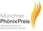 PhönixPreis - Münchner Wirtschaftspreis für Migrantenunternehmen. lingbee Sprachinstitut ist Ausgezeichnet mit Phönix Preis 2016