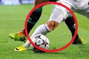 Powszechny uraz kolana podczas gry w piłkę nożną, z zerwaniem więzadeł i uszkodzeniem łąkotki - konieczna rehabilitacja!