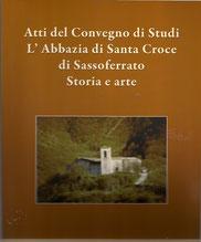 L'Abbazia di Santa Croce di Sassoferrato