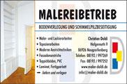 Malereibetrieb Dolde, Greifenberg
