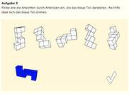 Mathe, Rechnen, Geometrie, Raum, Orietierung,Wahrnehmung, Körper, Würfel,