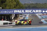 Castellet Paul Ricard GT1 2011